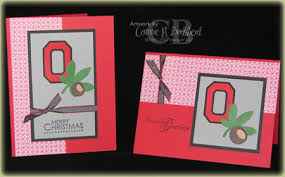 ohio state ribbon inkspired treasures archive ohio state christmas cards