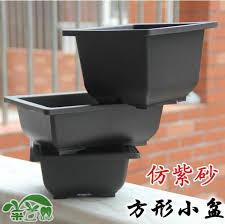 Square Plastic Planters by Popular Plastic Pots Balcony Buy Cheap Plastic Pots Balcony Lots