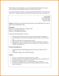 Best Receptionist Resumes Front Desk Receptionist Resume U2013 Cocinacentral Co