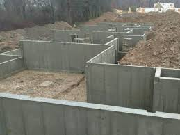 concrete foundation u0026 trenching contractor fenton mi rock