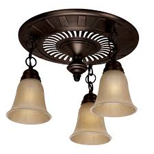 Bathroom Fan Light District 3 Light Bathroom Fan Rubbed Bronze 80707