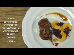 arte cuisine recette de la sauce grand veneur repas de fête arte