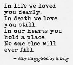 Quotes After Losing A Loved One by Quotes Words U2022 Quotes U2022 Sayings We Heart It Sayings