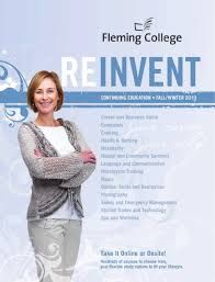 fleming college continuing education by fleming college issuu