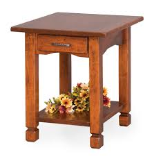Rustic End Tables Tables