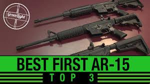 best black friday ar 15 deals top 3 best first ar 15 rifles youtube