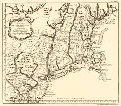 Map Of New Jersey And Pennsylvania by Old War Map New York Pennsylvania And New Jersey