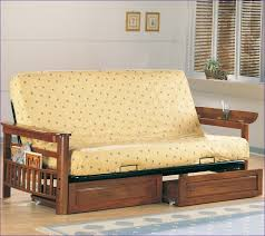 furniture amazing leather fold out couch nice futon couches