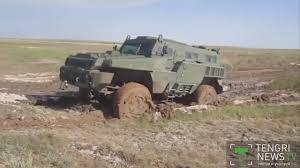 paramount marauder бронеавтомобиль арлан казахстан юар военное обозрение