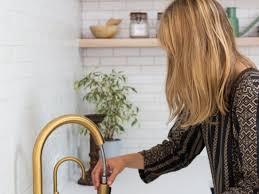 Newport Brass Kitchen Faucet Brass Nb1500 5103 26 East Linear Pull Kitchen Faucet