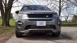 land rover discovery off road bumper 2017 land rover discovery sport test drive review
