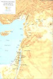 Gennesaret Map Maps