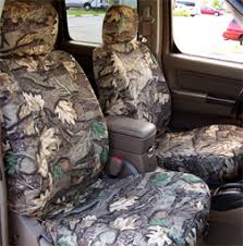 Camo Bench Seat Covers For Trucks Camouflage Custom Denim Seat Covers For Truck Van Or Suv Rugged