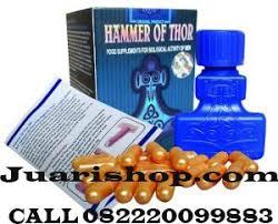 obat hammer of thor asli di nusa tenggara barat 082 220 099 883 juari