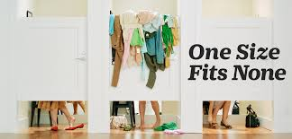 how big is 300 square feet clothing sizes how vanity sizing made shopping impossible