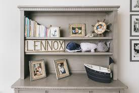 Nautical Family Room Amy Davidson U0027s Nautical Nursery Project Nursery
