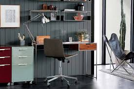Pottery Barn Dawson Desk 12 Industrial Desks You U0027ll Want For Your Home Office