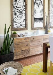 Reclaimed Sideboard Sideboards Amusing Reclaimed Wood Buffet Table Distressed Wood