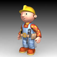 bob builder 3d models download turbosquid