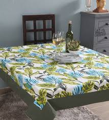 forest green table linens buy bianca designer gallasia green cotton 60 x 90 inch table cloth