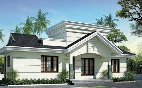 trendy ideas 1 single floor kerala home design single floor house