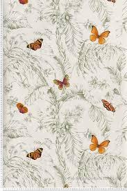 papier peint york chambre papier peint papillons vert collection toiles de york by