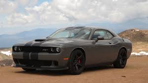 dodge challenger hellcat cing with a challenger hellcat it kinda makes sense