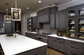 Dark Grey Cabinets Kitchen Kitchen Paint Colors With Dark Wood Cabinets All About House