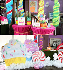 candyland party supplies i the suckers candy on this site could easily be made