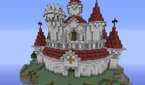 Castle Maps For Minecraft Mushroom Castle Map Super Craft Bros Brawl Wiki Fandom