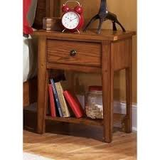 Mission Style Nightstand Using A Nightstand As A Living Room End Table