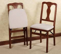 Folding Dining Chairs Padded Folding Dining Chairs Padded Bed And Shower Leather Folding