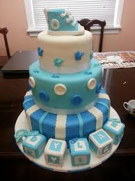 Baby Boy Welcome Home Decorations by Baby Shower Baby Shower Cakes Boys Pinterest Babies Cake
