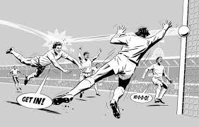 football art thefootballartist