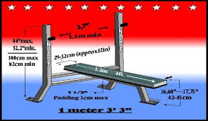 Training For Bench Press Competition Legal Powerlifting Equipment Specifications And Rules