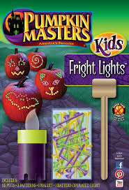 Halloween Safety Lights by Pumpkin Masters Kids Fright Lights Is The Perfect Alternative To