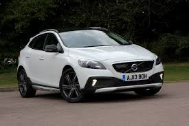 old hatchback porsche volvo v40 cross country review 2013 parkers
