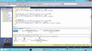 Temp Table Sql Server Videos