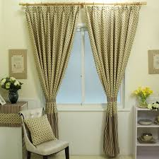 Kids Room Darkening Curtains Of Polka Dots And Striped Patterns - Room darkening curtains kids