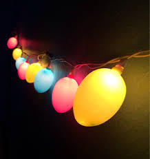 illuminating a glow in the easter egg hunt 1000bulbs