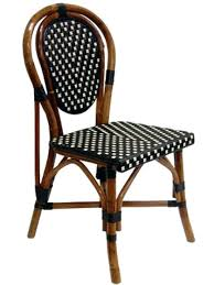bistro chairs interesting black outdoor bistro chairs french