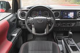 toyota tacoma manual transmission review 2016 toyota tacoma drive review motor trend