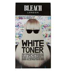 boots hair london white toner kit boots want