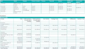 month end report template communitynet aotearoa financial reporting