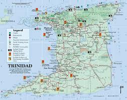 Map Of New Spain by Map Of Trinidad And Capital City Port Of Spain U003cmeta Content U003d U0027soca