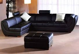 Brown Leather L Shaped Sofa Amazing Best 25 L Shaped Leather Sofa Ideas On Pinterest Intended