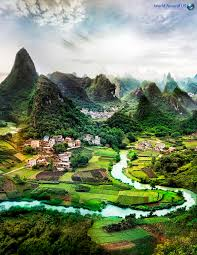 most amazing places in the us guangxi china one of the most beautiful places in our planet