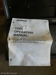 caterpillar 173 1530 injector seating tool item ax9331 s