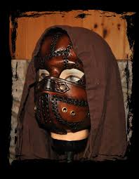 leather mask duo patchwork leather mask 2 by lagueuse on deviantart