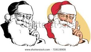santa claus vector image download free vector art stock